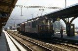 No 171 at Interlaken West on 21.2.1997