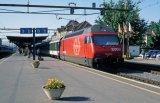 No 460 009 at Thun on 19.9.1997