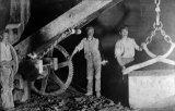 Corsham Stone Mine, underground
