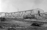 Brodsworth Colliery brickyard, Doncaster, PO Wagons