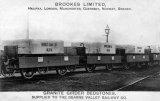 Halifax, Brookes Ltd, DVR granite slabs