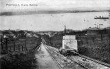 Portland Quarry Railway, incline