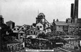 Wombwell Main Colliery B & PO Wagons