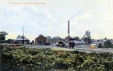 Baddesley Colliery colour 1907 JR