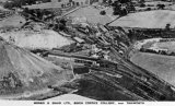 Birch Coppice Colliery aerial view 1935 JR