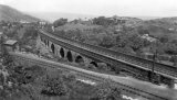 Saddleworth Viaduct & Railway Station
