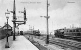 Doncaster Railway Station c1900