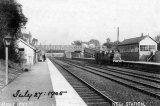 Hessle Railway Station