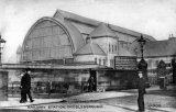 Middlesborough Railway Station