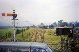 Llanrhaiadr Mochnant Railway Stationc1962