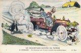 Xavier Sagerr, Le Chauffard Homme du Monde