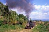 Cuba Railways, No 1517 passenger train c92