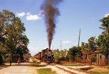 Cuba Railways, No 1621 cane train c92