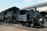 Cuba Railways, Ruben Martinez Ville, Nos 1207 & 1605 4.91