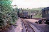 Devils Bridge Railway station, VoR, coach derailment 7.67