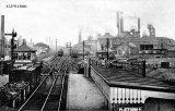 Aldwarke Colliery & Midland Railway station JR