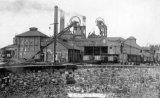 Aldwarke Main Colliery B c1913 PO wagons JR