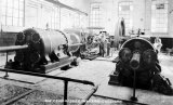 Askern Main Colliery, air compressor room c1913 JR