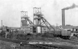 Bullcroft Main Colliery G JR