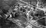 Bullcroft Main Colliery, aerial vw, D JR