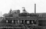 Cadeby Colliery, Conisboro A PO wagons c1916 JR