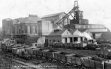 Cadeby Colliery, Conisboro J PO wagons JR