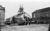 Dinnington Colliery B, PO wagons, c1913 JR