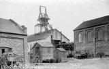 Dinnington Colliery C, PO wagons, c1907 JR
