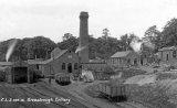Greasbrough Colliery c1913 PO Wagon JR