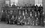 Grimethorpe Colliery F Miners Group JR