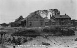 Frickley Colliery K Offices c1916 JR