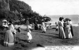 Channel Islands Guernsey LL 173 Saints Bay Low Tide c1910 CMc.jpg