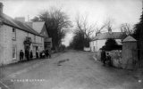 Down Ireland Donacloney post office and Plough pub c1910 CMc.jpg