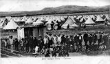 Military South Africa Boer War concentration camp Colenso c1900 CMc.jpg
