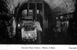 Staffordshire Mining Cannock Chase colliery bottom of shaft c1905 Cmc.jpg