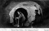 Staffordshire Mining Cannock Chase colliery old underground furnace c1905 Cmc.jpg