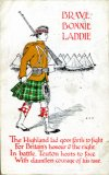 World War One comic Brave Highland Lad postcard CMc.jpg