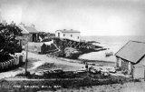Amlwch, Bull Bay beach & lifeboat house c1925.jpg