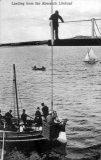 Abersoch lifeboat, landing c1910.jpg