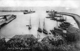 Barry Dock, lifeboat house c1910.jpg