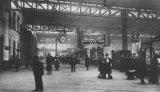 Manchester Victoria Station (Interior) c1910