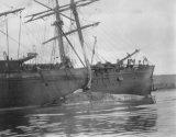 Whaling Ships Spitzbergen 1905